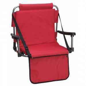 stadium cushion seat bleacher chair