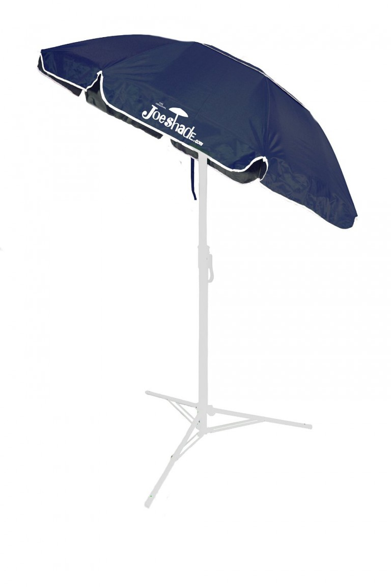hard surface portable umbrella
