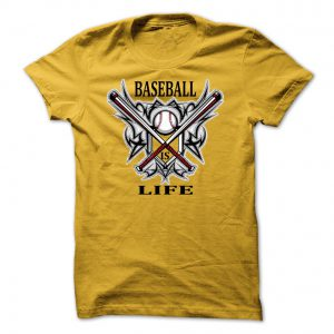 baseball-is-life tshirt