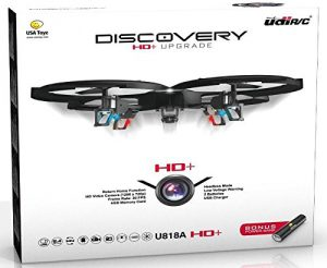discovery quadcopter drone