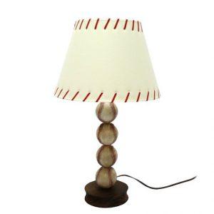 DEI Stacked Baseball Lamp