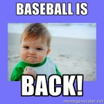baseball is back beach baby meme
