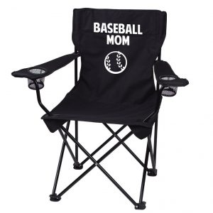 baseball mom chair
