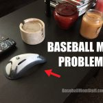 baseball mom problems cup on table meme