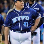 chris christie cameltoe baseball uniform meme