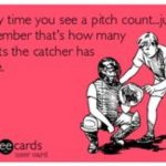 every time you see a pitch count