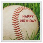 happy birthday baseball meme