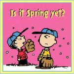 is it spring yet