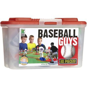 kaskey baseball guys action figure set