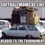 softball tournament meme