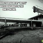 tournament hotel