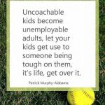 uncoachable kids become unemployable