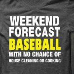 weekend forecast baseball