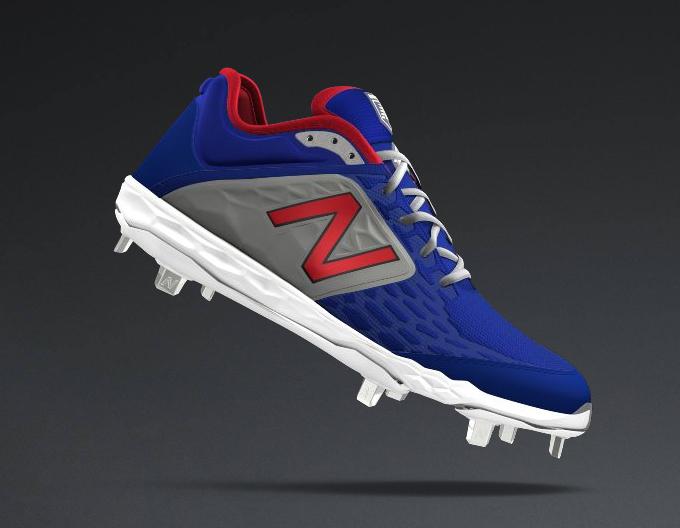 new balance nb1 customized blue base