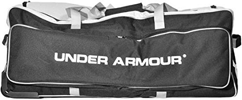 underarmour wheeled catcher's bag