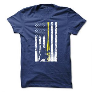 softball catcher flag tshirt
