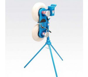 101 baseball pitching machine