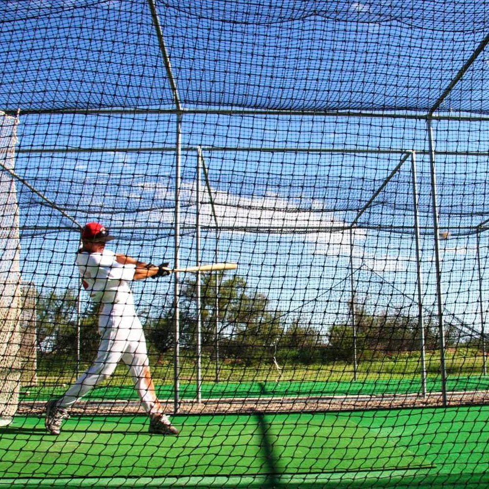 12 x 14 x 70 batting cage net
