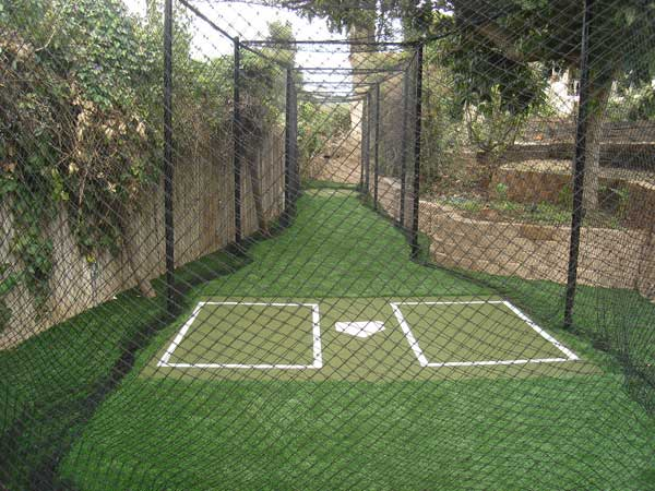 Beau Diy Batting Cage