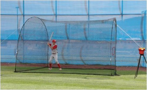 heater sports batting cage