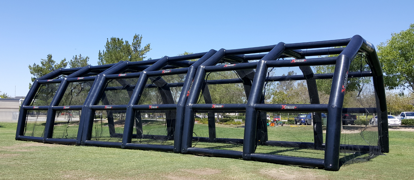 inflatable batting cage2
