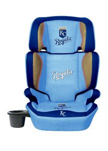kc royals booster seat