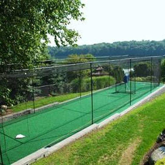 long batting cage
