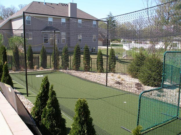 Genial If You Are Interested In Building Your Own Batting Cage, You Can Buy A  Batting Net Here, And This Baseball Website Has Some Good Info And Plans  For How To ...