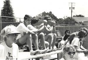 1988 Bleachers