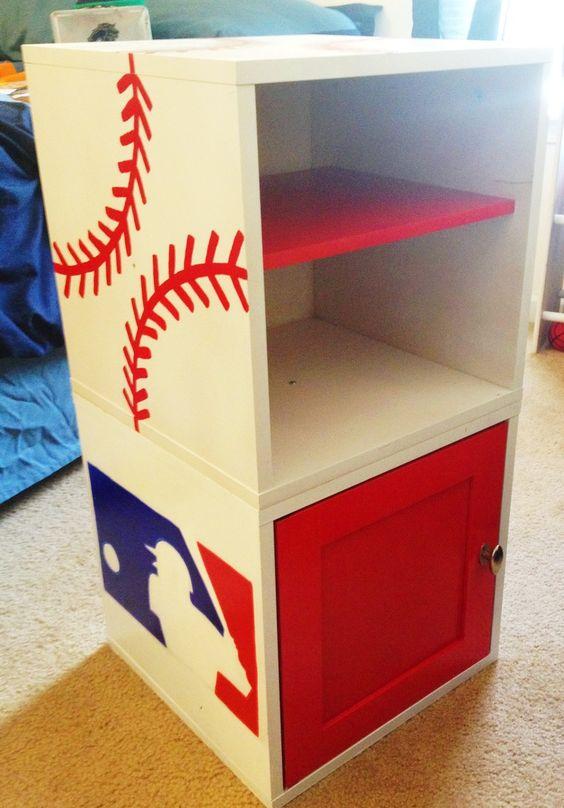 MLB bookshelf
