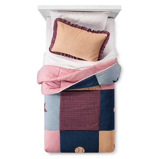 Let's Play Ball Comforter Set Multicolor – Pam Grace Creations