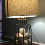 baseball cage lamp
