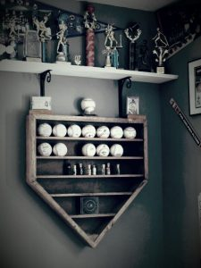 baseball-display-case