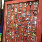 baseball pin shadow box