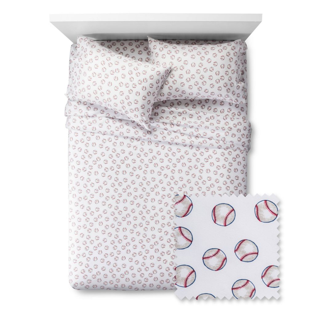 Baseball Sheet Set – Pillowfort