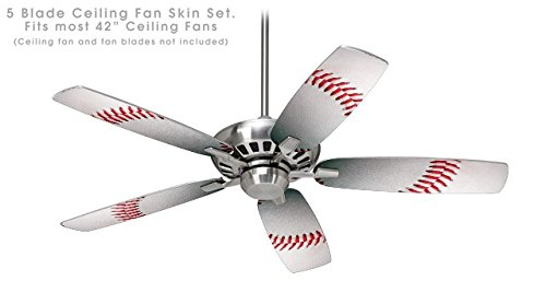 ceiling fan baseball skin