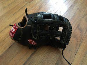 used-baseball-glove