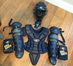 used-youth-catchers-gear