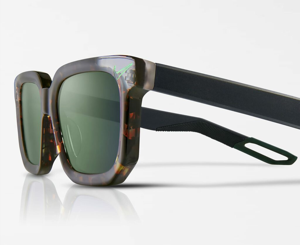 nike mirrored sunglasses