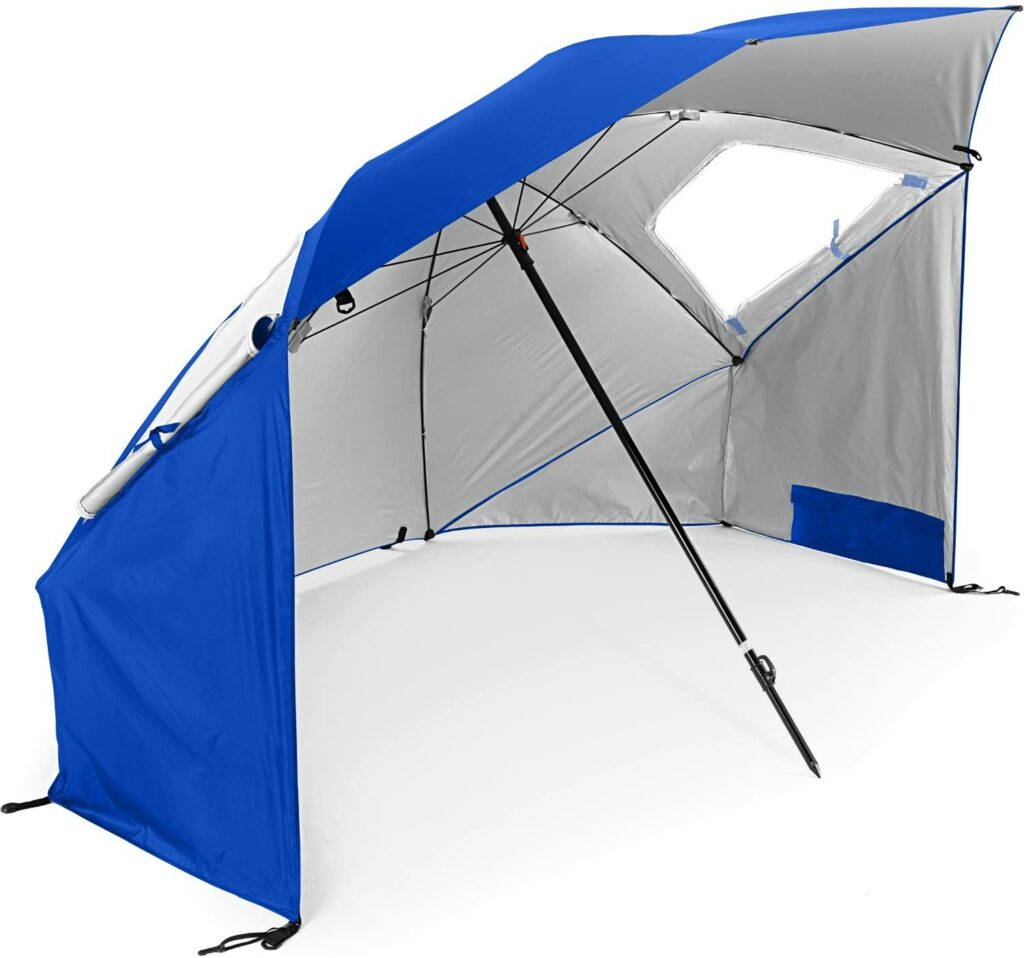 sportbrella royal blue