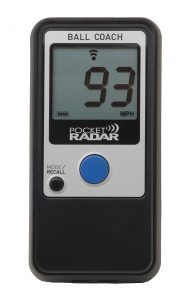 pocket radar gun