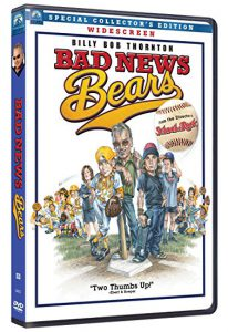 bad news bears dvd