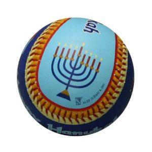 baseball hanukkah dreidel