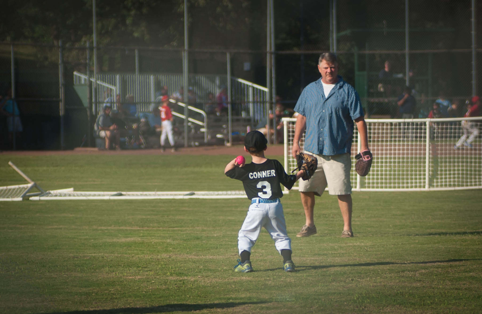 How to Win at Baseball Parenting