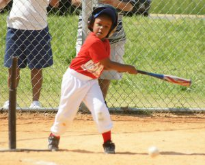 tball batter