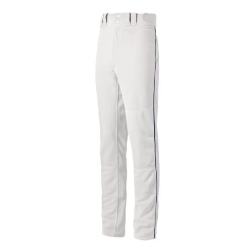 mizuno youth piped pants