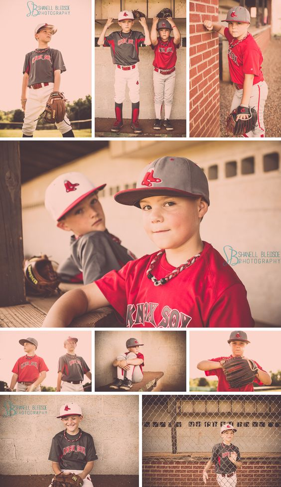 baseball photo mosaic