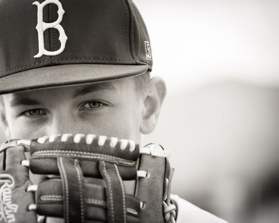 Take Pictures of Your Baseball and Softball Kids