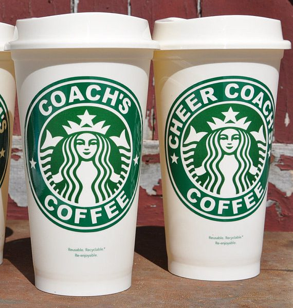 coach coffee cup