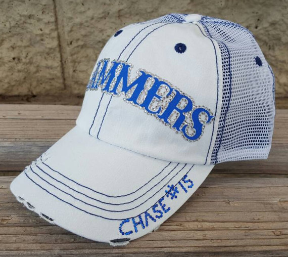 custom baseball hat